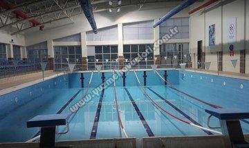Hakkari Olimpik Yüzme Havuzu